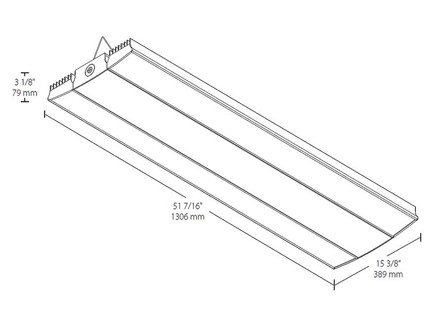 RAIL400W/D10 - RAB Lighting on