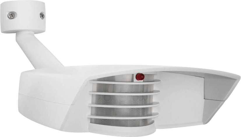 RAB STL110W Stealth 110 Sensor1000W 120V White