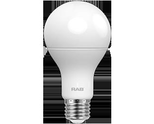 RAB A21-16-E26-830-ND RAB LED 16W A21 100EQ 1600LM 3000K E26 NON DIMMABLE LAMP