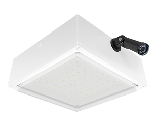 Cool 5000 K Standard Type Color 1058230 RAB Lighting WPLED2T150//PC2 Ultra High Output//High Efficiency 150W LED Wallpack