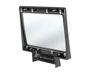 Gray Finish Neutral Standard Type RAB Lighting ALED4T125NRG//480 LED High Wattage Type IV Area Light Color Temperature 4000 K